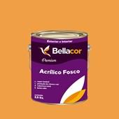 Tinta Acrílica Fosca Premium B89 Vilarejo 3,2L Bellacor