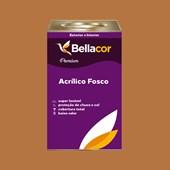 Tinta Acrílica Fosca Premium B90 Doce de Leite 16L Bellacor