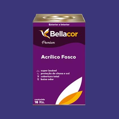 Tinta Acrílica Fosca Premium C34 Cruzeiro do Sul 16L Bellacor