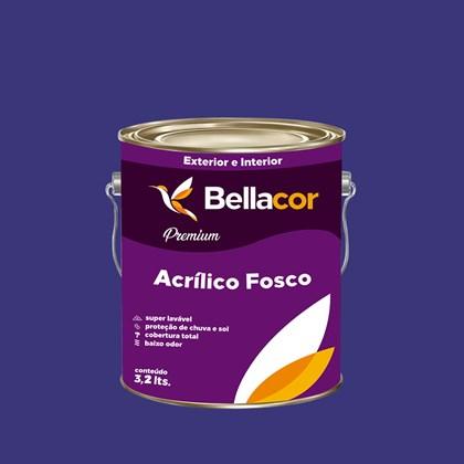 Tinta Acrílica Fosca Premium C34 Cruzeiro do Sul 3,2L Bellacor