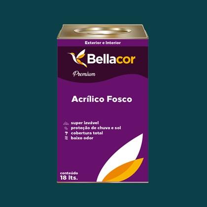 Tinta Acrílica Fosca Premium C46 Veludo 16L Bellacor