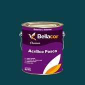 Tinta Acrílica Fosca Premium C46 Veludo 3,2L Bellacor