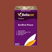 Tinta Acrílica Fosca Premium C73 Chocolate com Pimenta 16L Bellacor