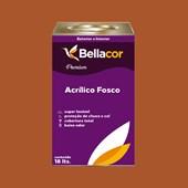Tinta Acrílica Fosca Premium C85 Doce de Laranja 16L Bellacor