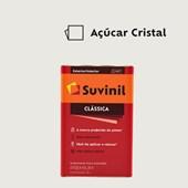 Tinta Acrílica Fosco Aveludado Clássica Açúcar Cristal 16L Suvinil