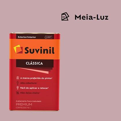 Tinta Acrílica Fosco Aveludado Clássica Meia Luz 16L Suvinil