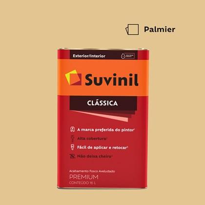 Tinta Acrílica Fosco Aveludado Clássica Palmier 16L Suvinil