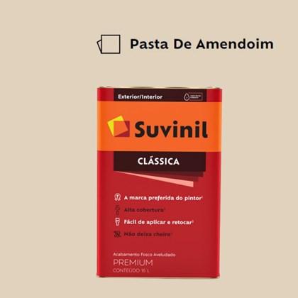 Tinta Acrílica Fosco Aveludado Clássica Pasta de Amendoim 16L Suvinil