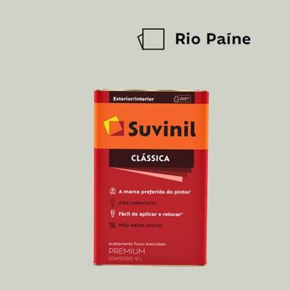 Tinta Acrílica Fosco Aveludado Clássica Rio Paíne 16L Suvinil