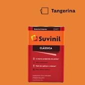 Tinta Acrílica Fosco Aveludado Clássica Tangerina 18L Suvinil