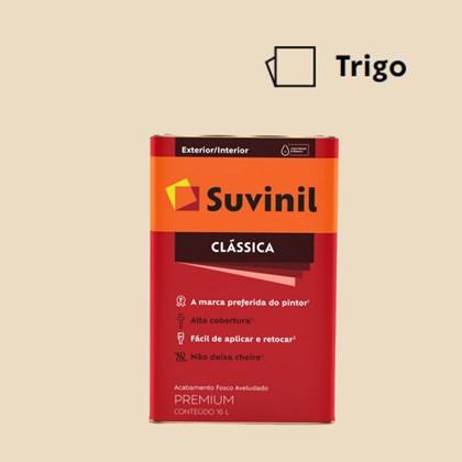 Tinta Acrílica Fosco Aveludado Clássica Trigo 16L Suvinil