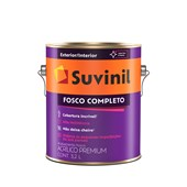 Tinta Acrílica Fosco Completo Buque de Callas 3,2L Suvinil