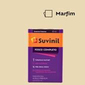 TINTA ACRÍLICA FOSCO COMPLETO MARFIM - 18L SUVINIL