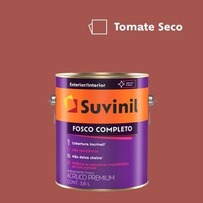 Tinta Acrílica Fosco Completo Tomate Seco 3,6L Suvinil