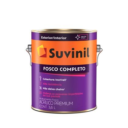 TINTA ACRÍLICA FOSCO COMPLETO UVA VERDE - 3,6L SUVINIL