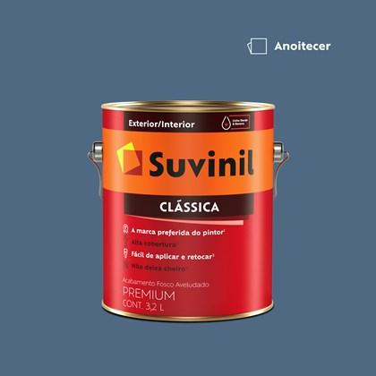 Tinta Acrílica Premium Clássica Anoitecer 3,2L Suvinil