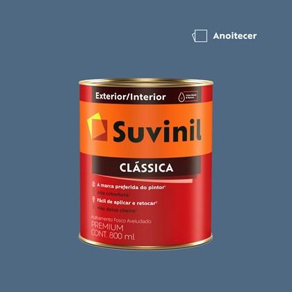 Tinta Acrílica Premium Clássica Anoitecer 800ml Suvinil