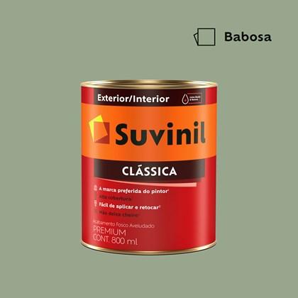 Tinta Acrílica Premium Clássica Babosa 800ml Suvinil