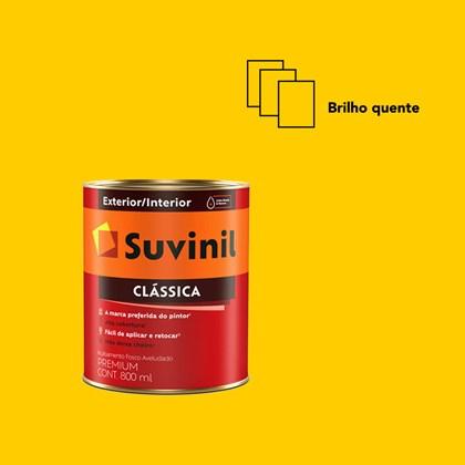 Tinta Acrílica Premium Clássica Brilho Quente 800ml Suvinil