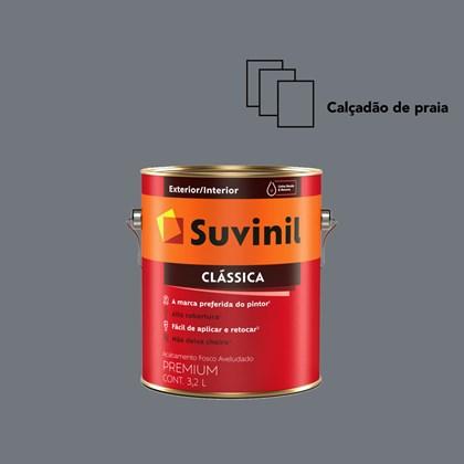 Tinta Acrílica Premium Clássica Calçadão de Praia 3,2L Suvinil