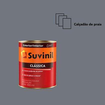 Tinta Acrílica Premium Clássica Calçadão de Praia 800ml Suvinil