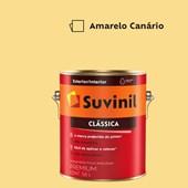 Tinta Acrílica Premium Clássica Canário 3,6L Suvinil