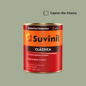 Tinta Acrílica Premium Clássica Capim de Cheiro 800ml Suvinil