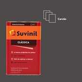 Tinta Acrílica Premium Clássica Carvão 16L Suvinil