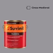 Tinta Acrílica Premium Clássica Cinza Medieval 3,2L Suvinil
