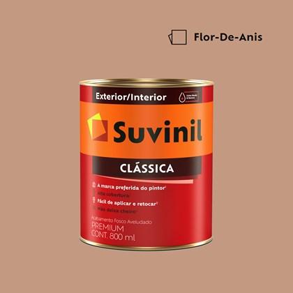 Tinta Acrílica Premium Clássica Flor de Anis 800ml Suvinil