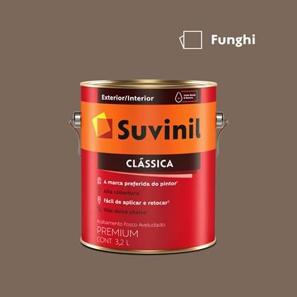 Tinta Acrílica Premium Clássica Funghi 3,2L Suvinil
