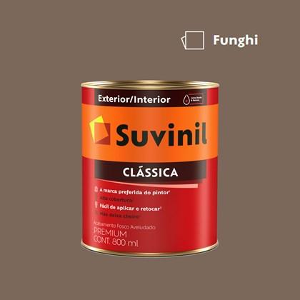 Tinta Acrílica Premium Clássica Funghi 800ml Suvinil