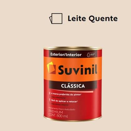 Tinta Acrílica Premium Clássica Leite Quente 800ml Suvinil