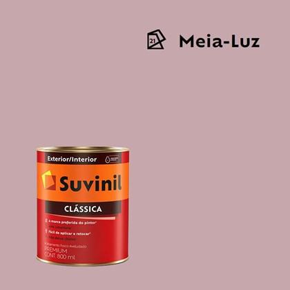 Tinta Acrílica Premium Clássica Meia Luz 800ml Suvinil