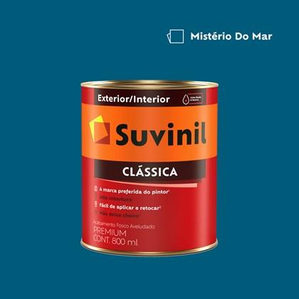 Tinta Acrílica Premium Clássica Mistério do Mar 800ml Suvinil