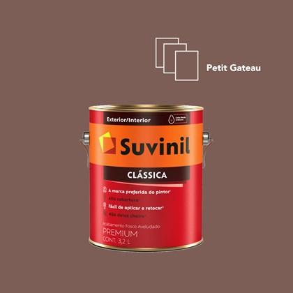 Tinta Acrílica Premium Clássica Petit Gateau 800ml Suvinil