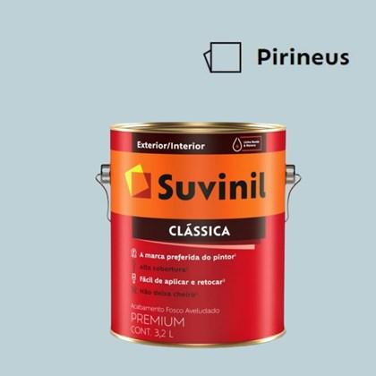 Tinta Acrílica Premium Clássica Pirineus 3,2L Suvinil