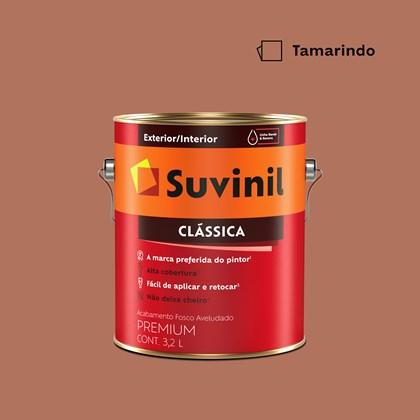Tinta Acrílica Premium Clássica Tamarindo 3,2L Suvinil