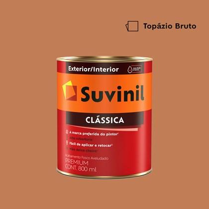 Tinta Acrílica Premium Clássica Topázio Bruto 800ml Suvinil