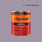 Tinta Acrílica Premium Clássica Violeta Queimada 800ml Suvinil