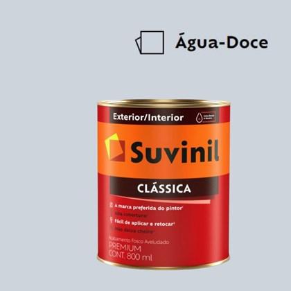 Tinta Acrílica Premium Fosco Aveludado Clássica Água Doce 800ml Suvinil