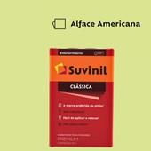 Tinta Acrílica Premium Fosco Aveludado Clássica Alface Americana 16L Suvinil