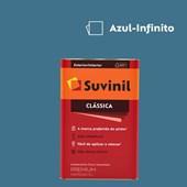 Tinta Acrílica Premium Fosco Aveludado Clássica Azul Infinito 16L Suvinil