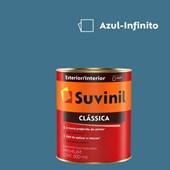 Tinta Acrílica Premium Fosco Aveludado Clássica Azul Infinito 800ml Suvinil