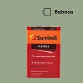 Tinta Acrílica Premium Fosco Aveludado Clássica Babosa 16L Suvinil