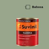 Tinta Acrílica Premium Fosco Aveludado Clássica Babosa 800ml Suvinil