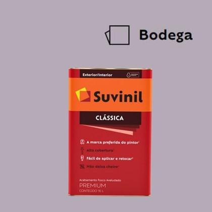 Tinta Acrílica Premium Fosco Aveludado Clássica Bodega 16L Suvinil