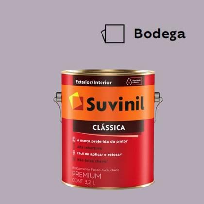 Tinta Acrílica Premium Fosco Aveludado Clássica Bodega 3,2L Suvinil