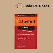 Tinta Acrílica Premium Fosco Aveludado Clássica Bolo de Nozes 16L Suvinil
