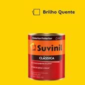 Tinta Acrílica Premium Fosco Aveludado Clássica Brilho Quente 800ml Suvinil